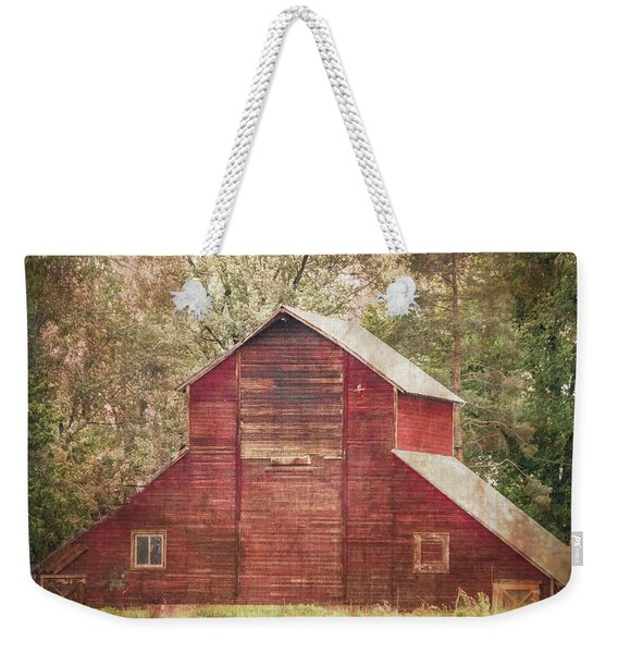 Another Time, Another Place Weekender Tote Bag