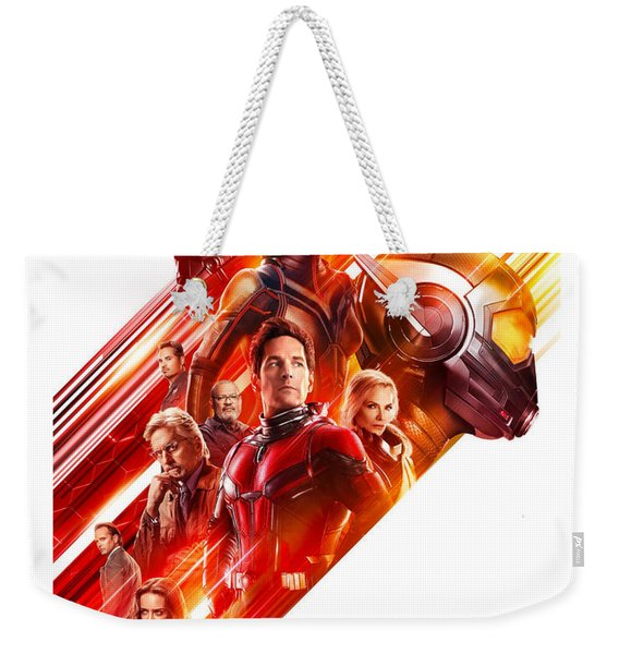 Ant-man And The Wasp Weekender Tote Bag