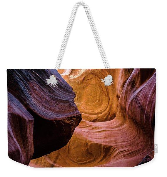 Antelope Canyon 12 Weekender Tote Bag