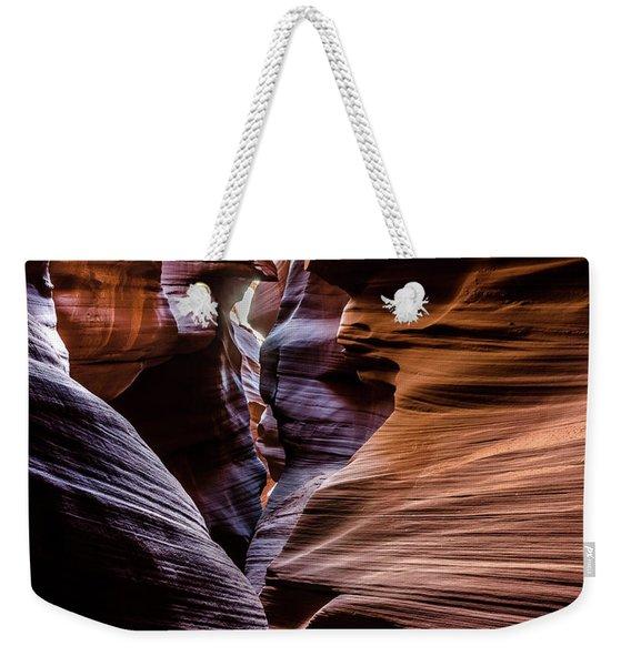 Antelope Canyon 8 Weekender Tote Bag