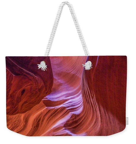 Antelope Canyon Beauty Weekender Tote Bag