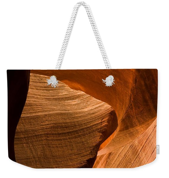 Antelope Canyon No 3 Weekender Tote Bag
