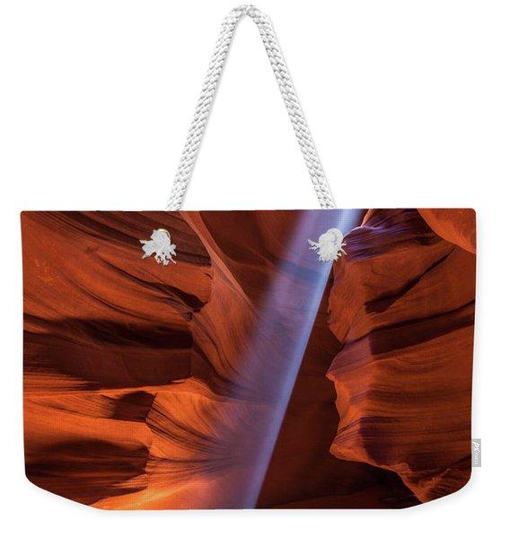 Antelope Lightshaft II Weekender Tote Bag