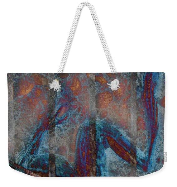 Anteus Profile Weekender Tote Bag