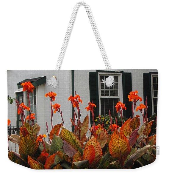 Anthocyanin Weekender Tote Bag