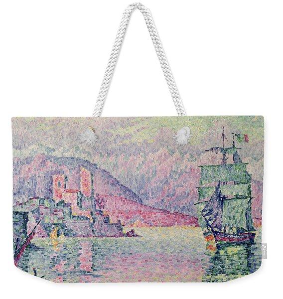 Antibes Weekender Tote Bag