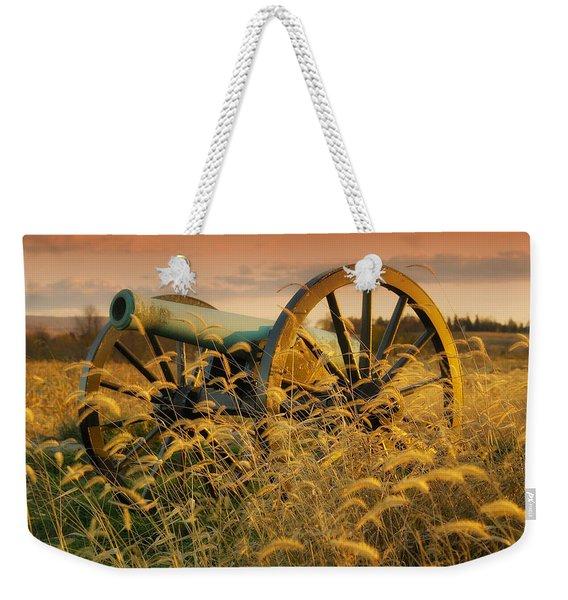 Antietam Battleground At Dusk Weekender Tote Bag