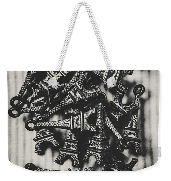 Antiquities In Architecture Weekender Tote Bag