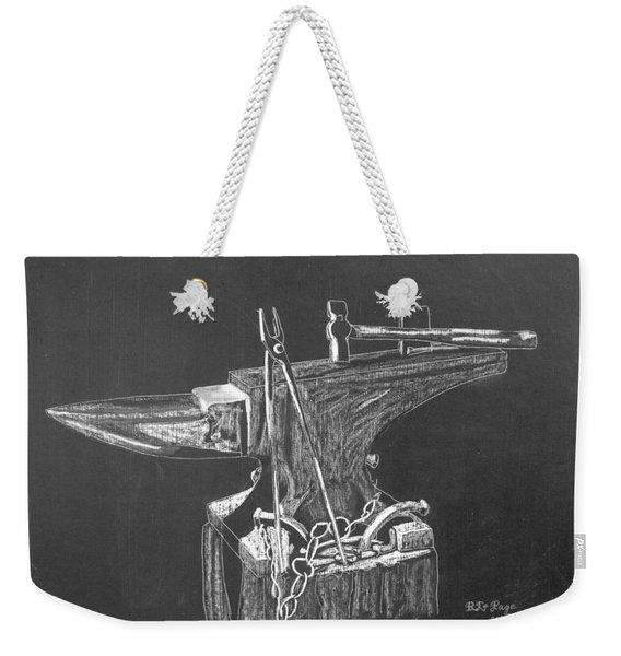 Anvil Weekender Tote Bag