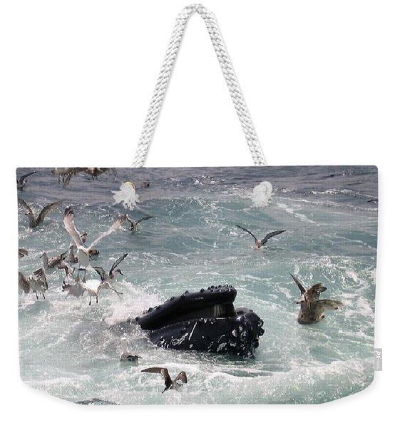 Any Leftovers Weekender Tote Bag