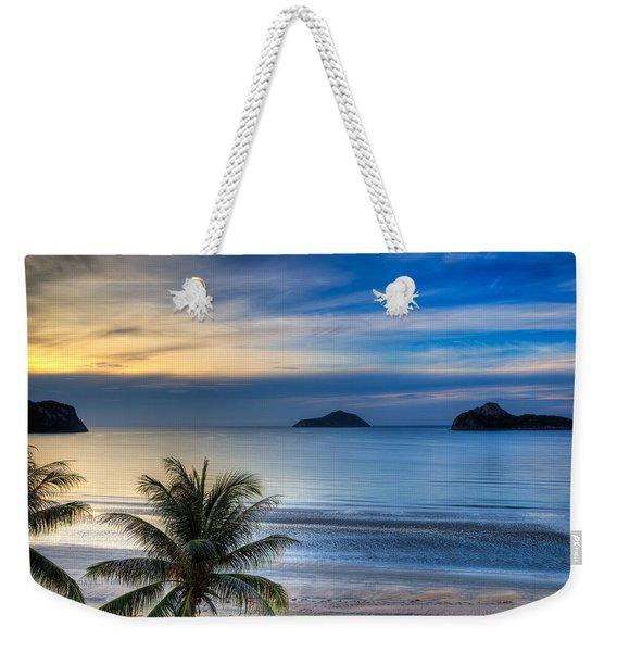 Ao Manao Bay Weekender Tote Bag