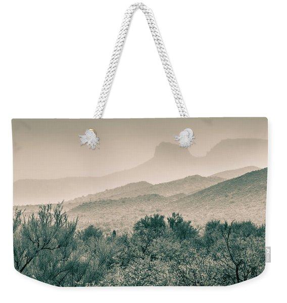 Apache Trail Weekender Tote Bag