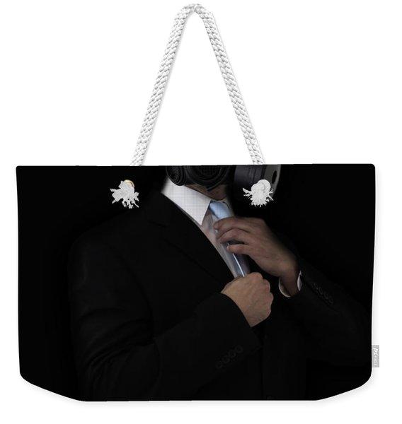 Apocalyptic Style Weekender Tote Bag