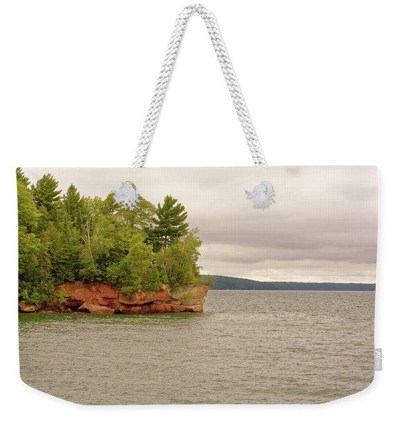 Apostle Islands Weekender Tote Bag