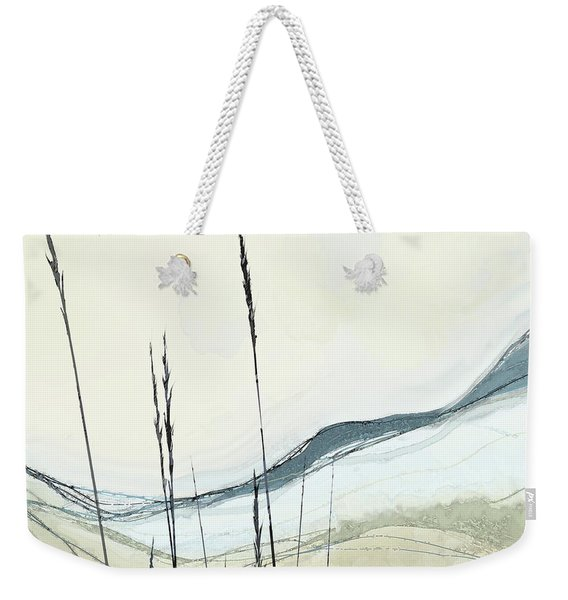 Weekender Tote Bag featuring the digital art Appalachian Spring by Gina Harrison