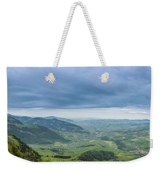 Appenzellerland Weekender Tote Bag