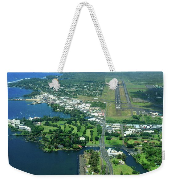 Approach Into Ito Weekender Tote Bag
