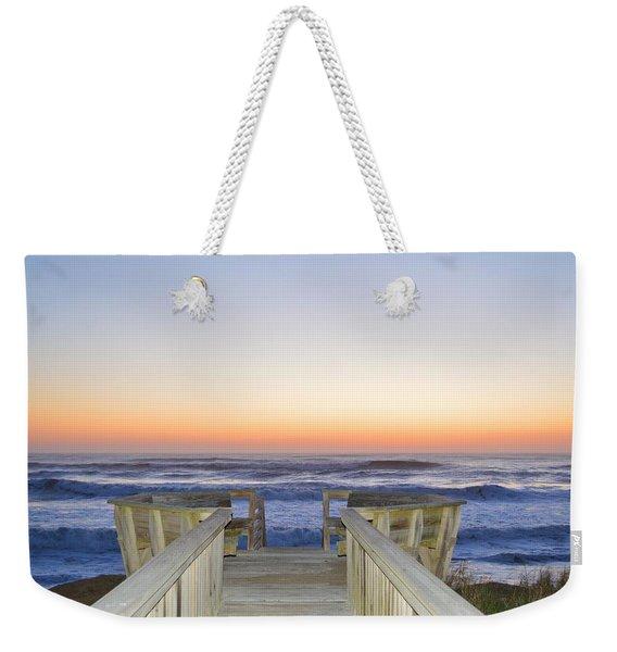 April 2016 Sunrise Weekender Tote Bag