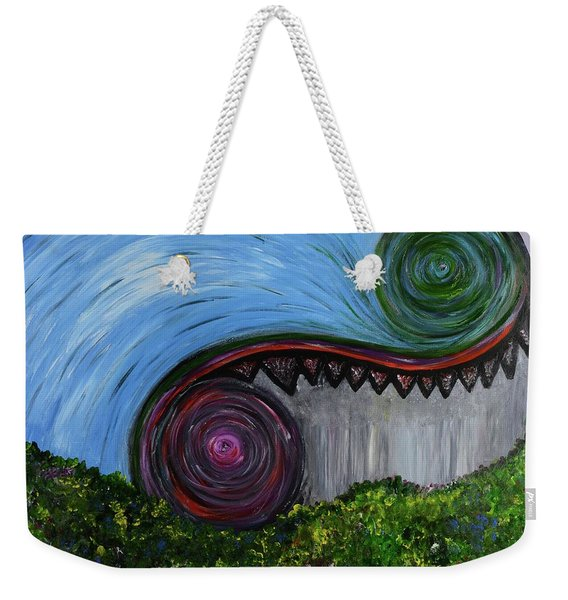 April May June Weekender Tote Bag