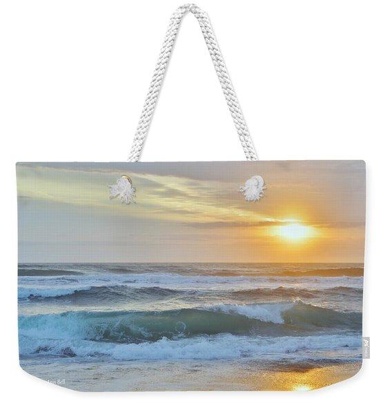 April Sunrise  Weekender Tote Bag