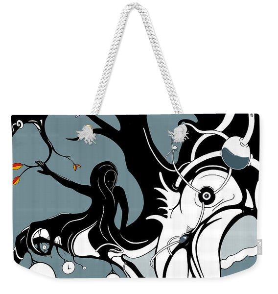 Aqualimb Weekender Tote Bag