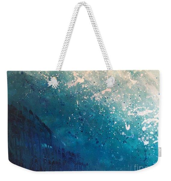 Aquatic Life Weekender Tote Bag
