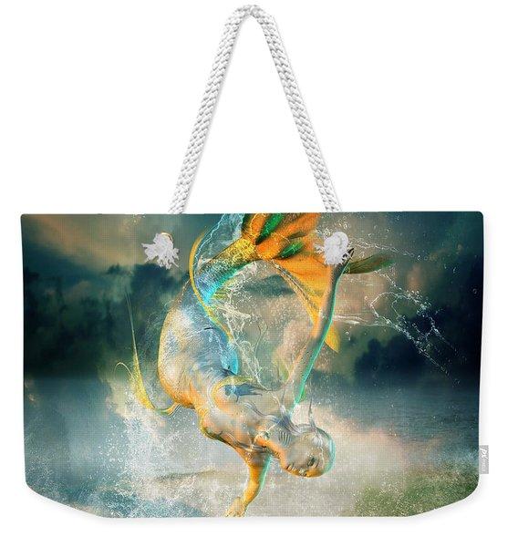 Aquatica Weekender Tote Bag