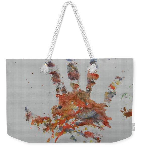 Arab Spring One Weekender Tote Bag
