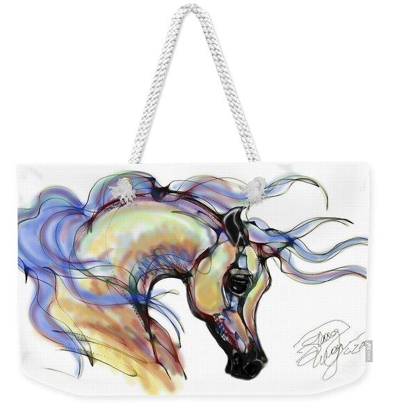 Arabian Mare Weekender Tote Bag