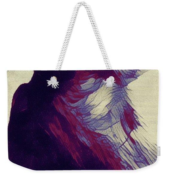 Arabella 031217 Weekender Tote Bag
