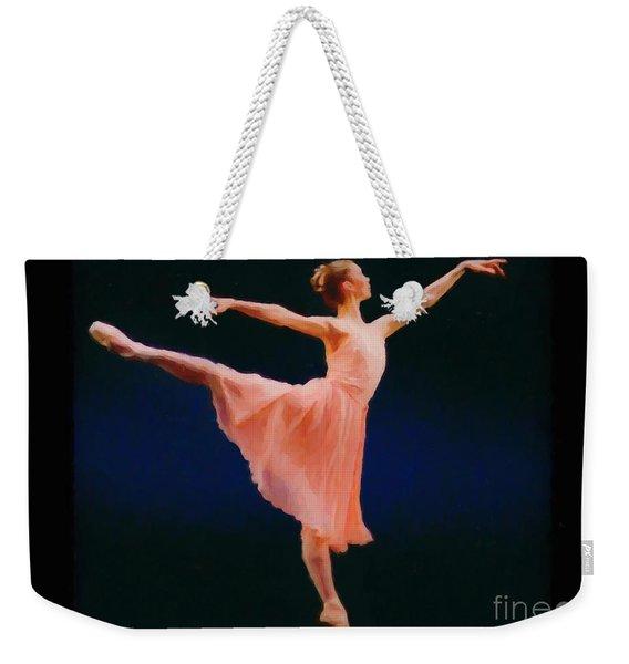 Arabesque Weekender Tote Bag