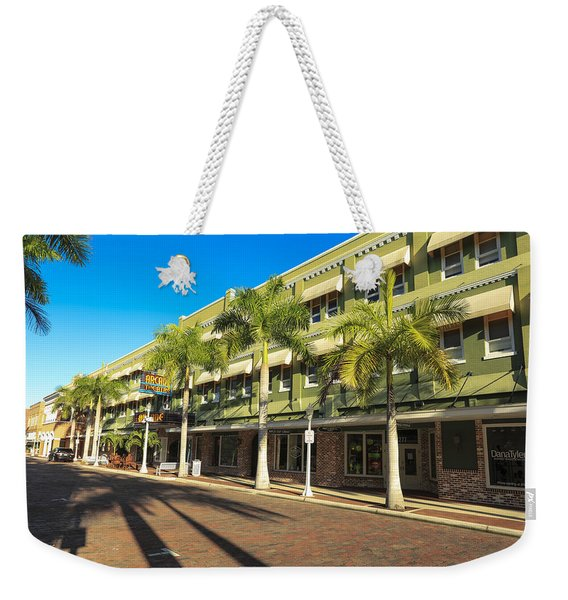 Arcade Theater Weekender Tote Bag