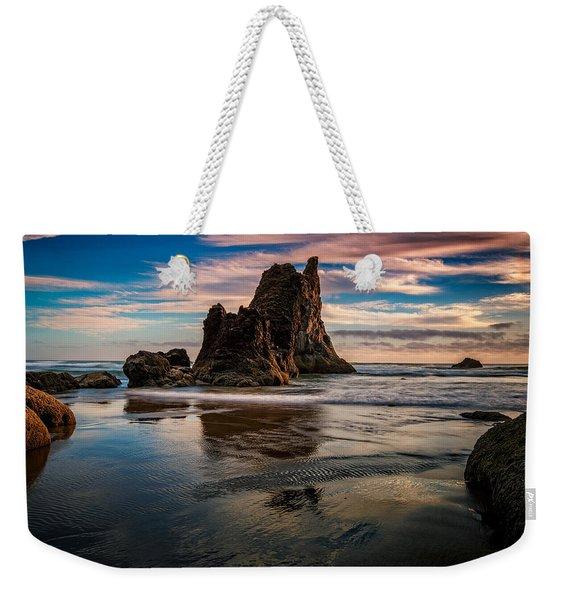 Arcadia Sunset Weekender Tote Bag