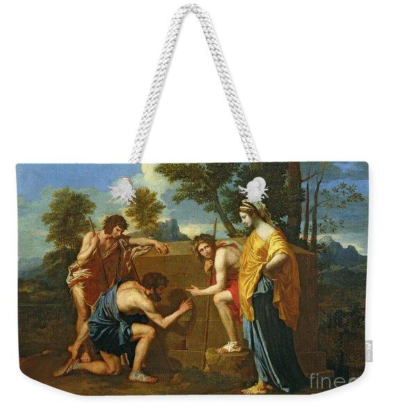 Arcadian Shepherds Weekender Tote Bag