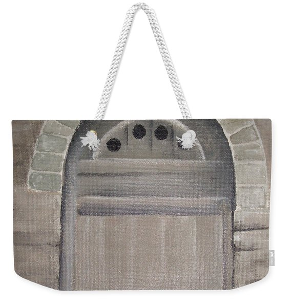 Arched Doorway By Kim Chernecky Weekender Tote Bag