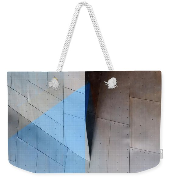 Architectural Reflections 4619e Weekender Tote Bag