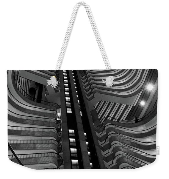 Architectural Beauty Weekender Tote Bag
