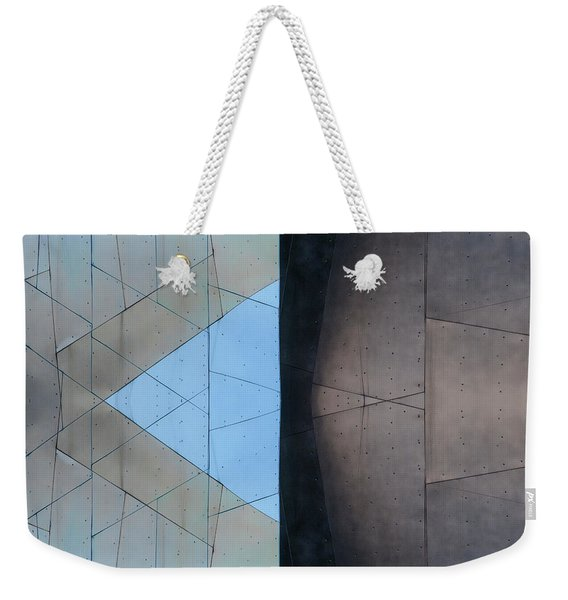 Architectural Reflections 4619d Weekender Tote Bag