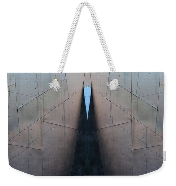 Architectural Reflections 4619j Weekender Tote Bag