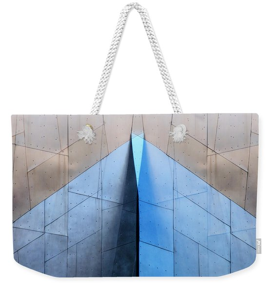Architectural Reflections 4619l Weekender Tote Bag
