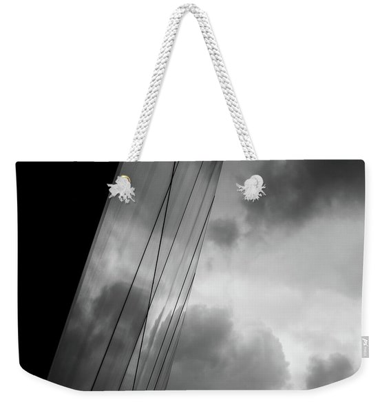 Architecture And Immorality Weekender Tote Bag