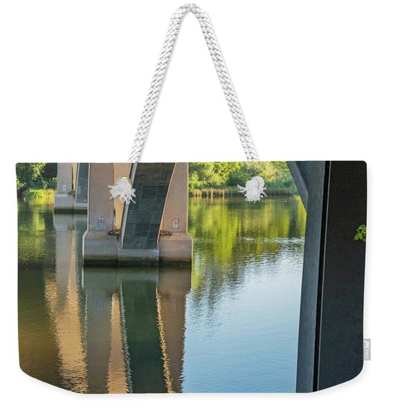 Archway Reflection Weekender Tote Bag
