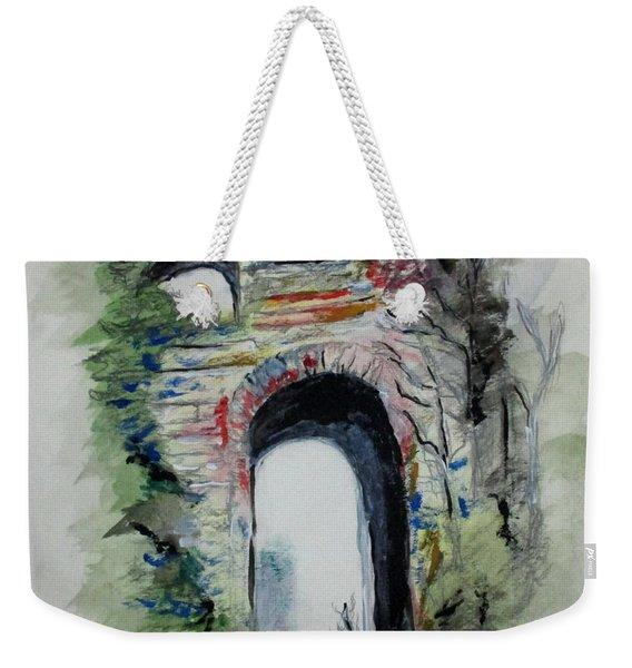 Arco Felice Napoli Weekender Tote Bag