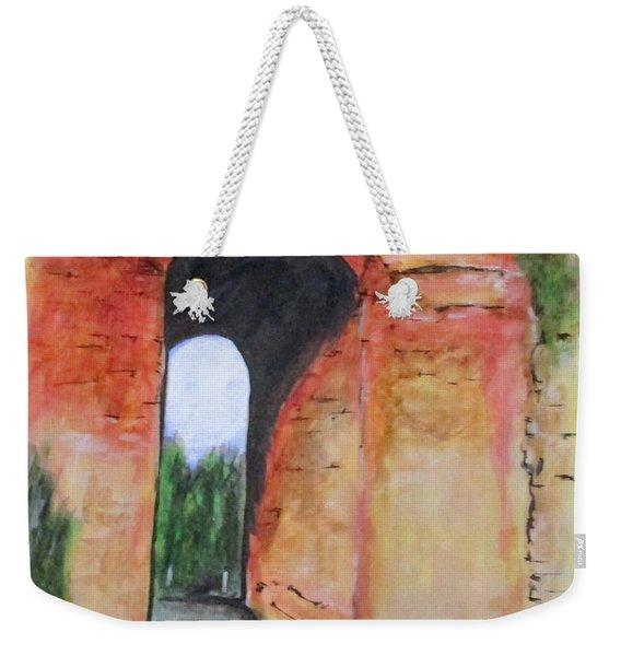 Arco Felice, Revisited Weekender Tote Bag