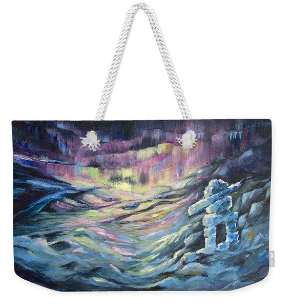 Arctic Experience Weekender Tote Bag