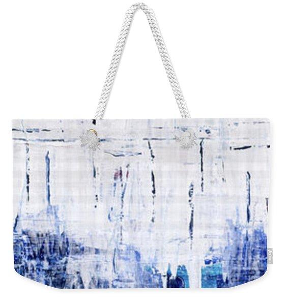 Arctic Spring Weekender Tote Bag
