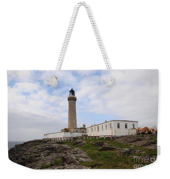 Ardnamurchan Point Weekender Tote Bag