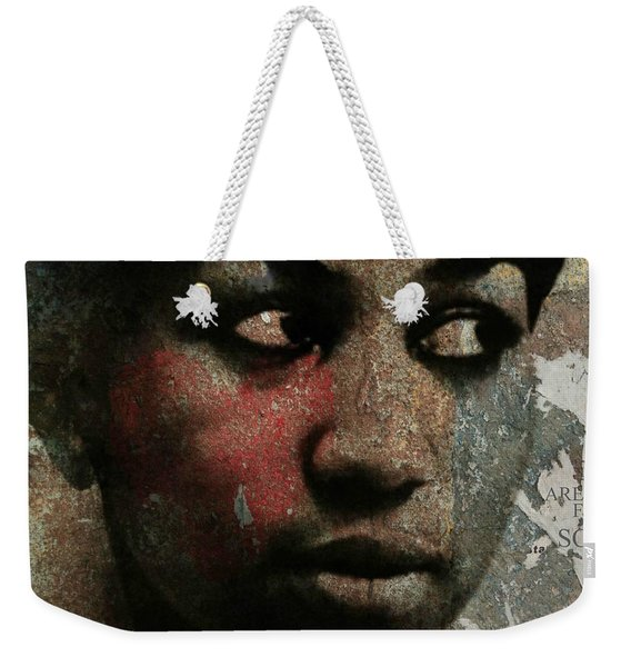Aretha Franklin - Tribute Weekender Tote Bag