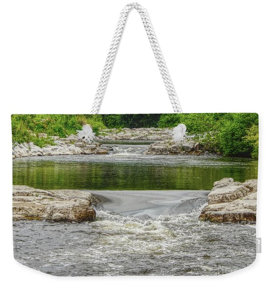 Argo Cascade Falls Weekender Tote Bag