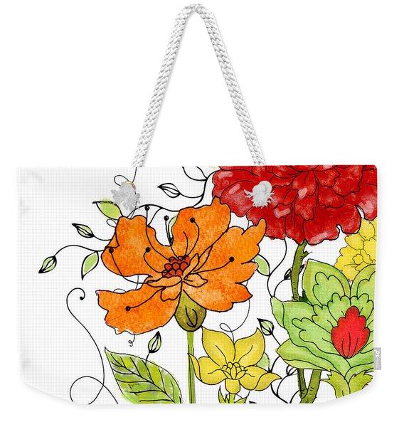 Aria I Weekender Tote Bag
